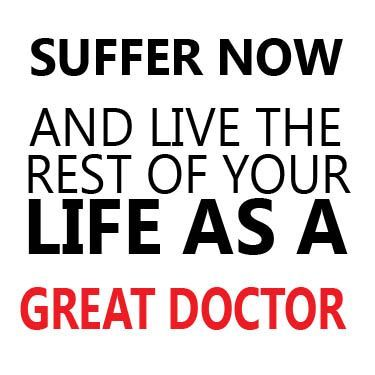 Great Doctor Md Medical Quotes Med Student Student Motivation