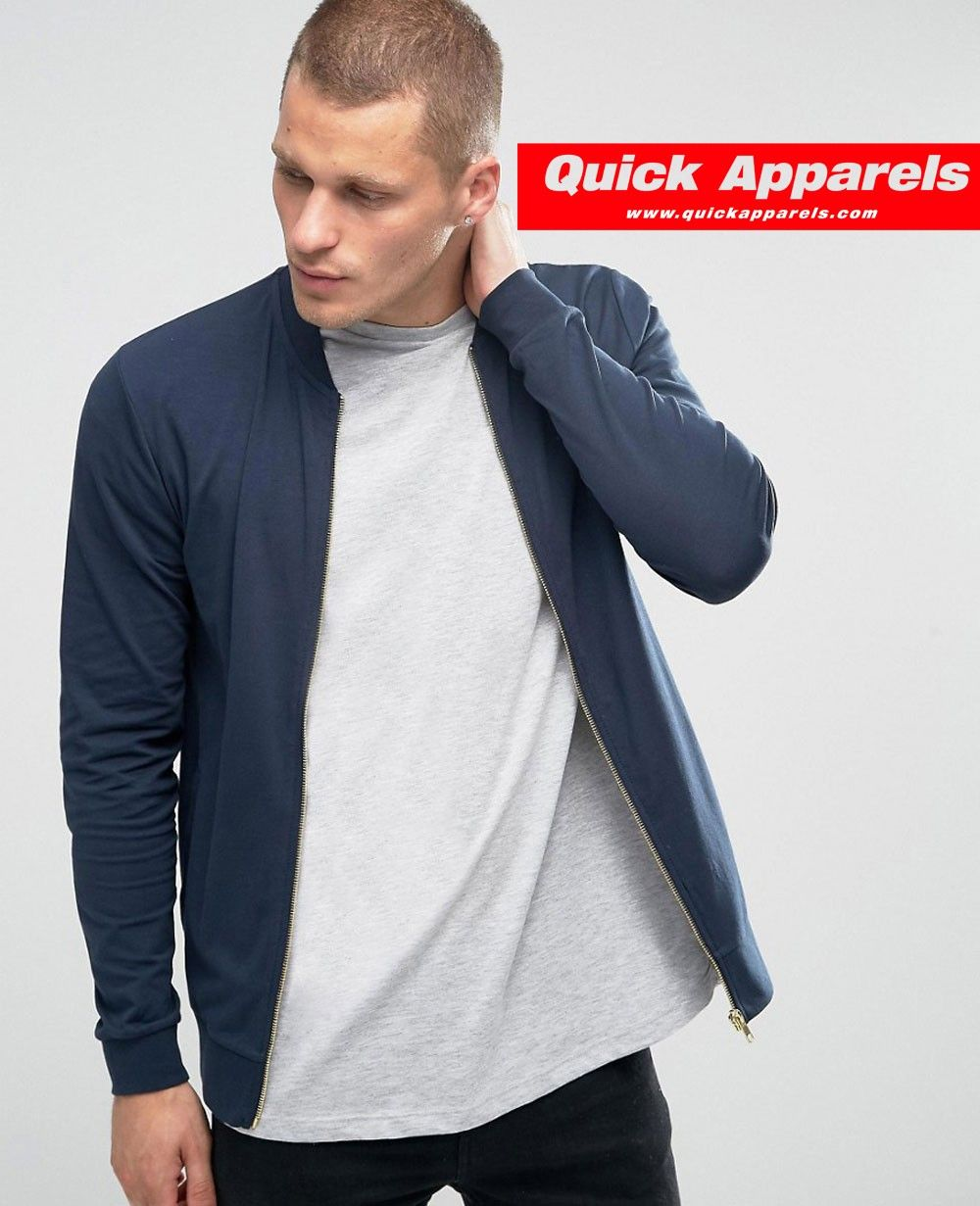 http://www.quickapparels.com/fit-jersey-bomber-jacket-in-navy.html