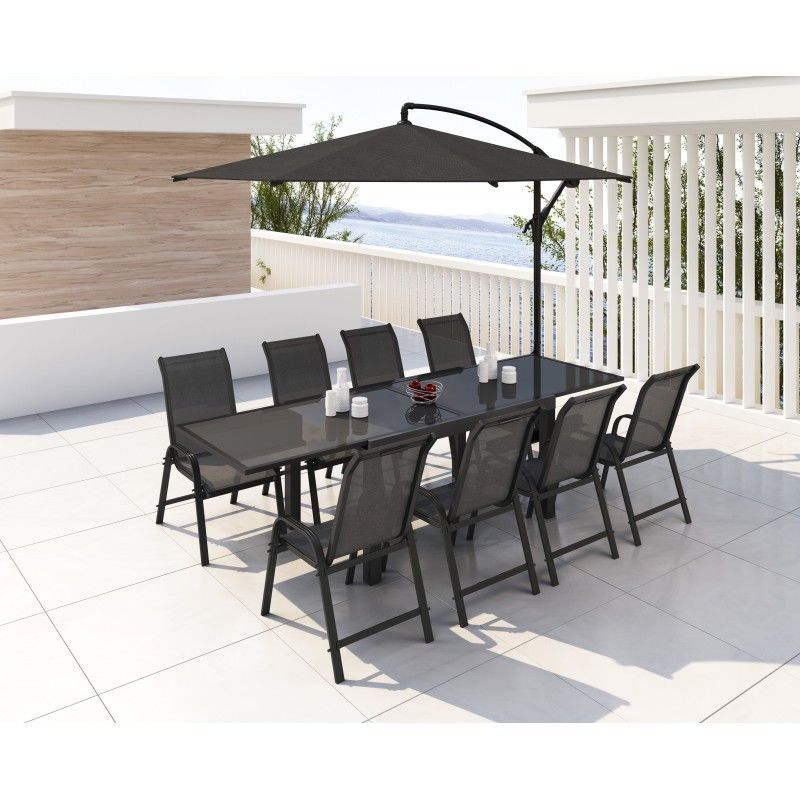 Salon De Jardin In 2020 Outdoor Furniture Sets Outdoor Tables