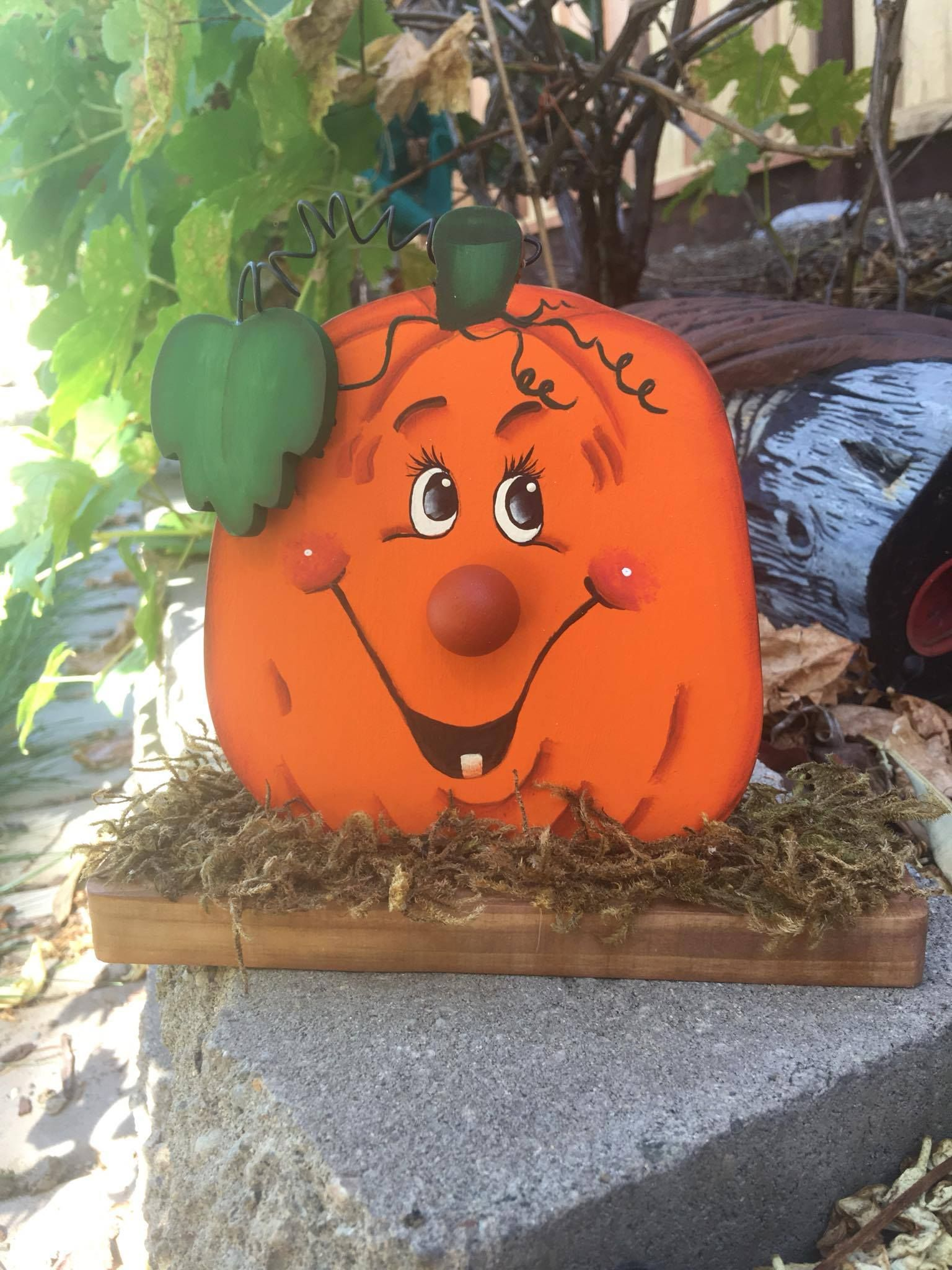Corjajis Wooden Halloween Decor For Sale On My Etsy Shop Fall