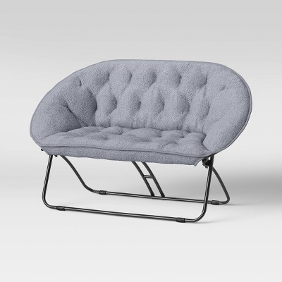 Fabulous Sherpa Double Dish Chair Gray Room Essentials In 2019 Forskolin Free Trial Chair Design Images Forskolin Free Trialorg