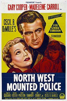 Download North West Mounted Police Full-Movie Free