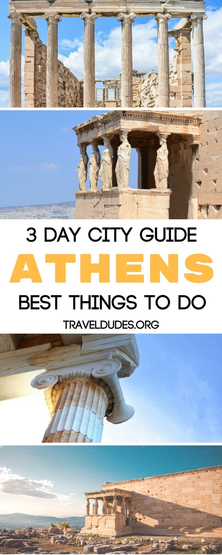 A 3 Day City Break In Athens