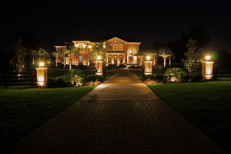 Contact Baylites Outdoor Lighting Systems Service Outdoor Landscape Lighting Landscape Lighting Design Exterior Lighting Design