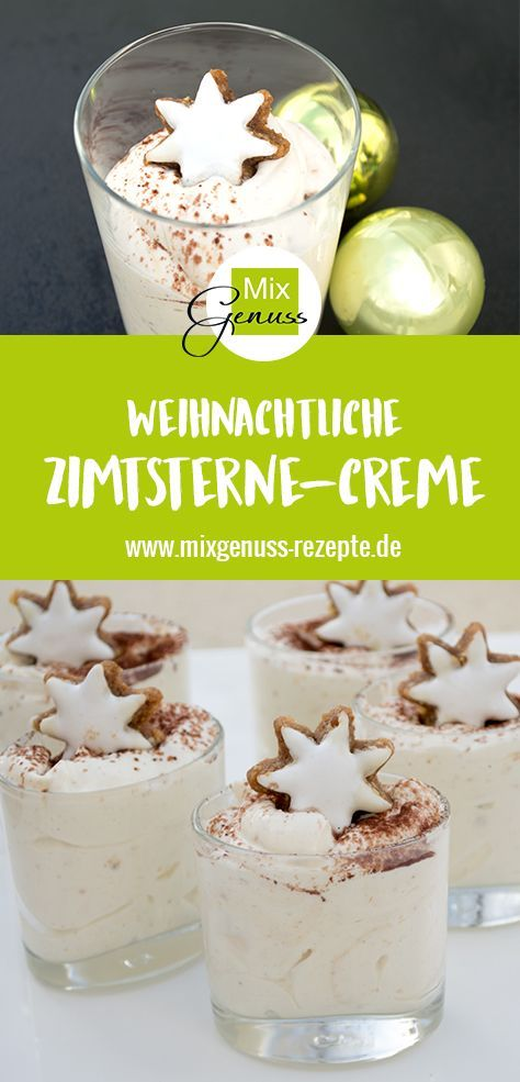 zimtsterne creme mixgenuss blog kochrezepte mix. Black Bedroom Furniture Sets. Home Design Ideas