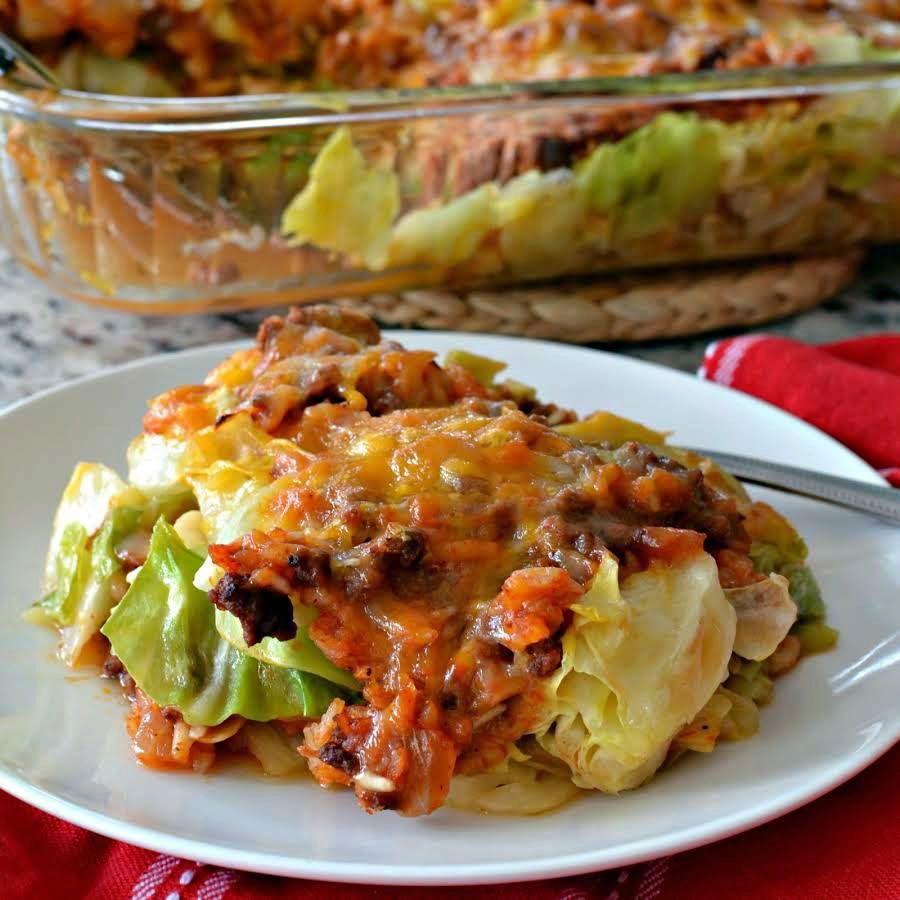 Latest Ground Beef Casserole With Onion Soup Mix Made Just For You Cabbage Roll Casserole Recipes Cabbage Rolls