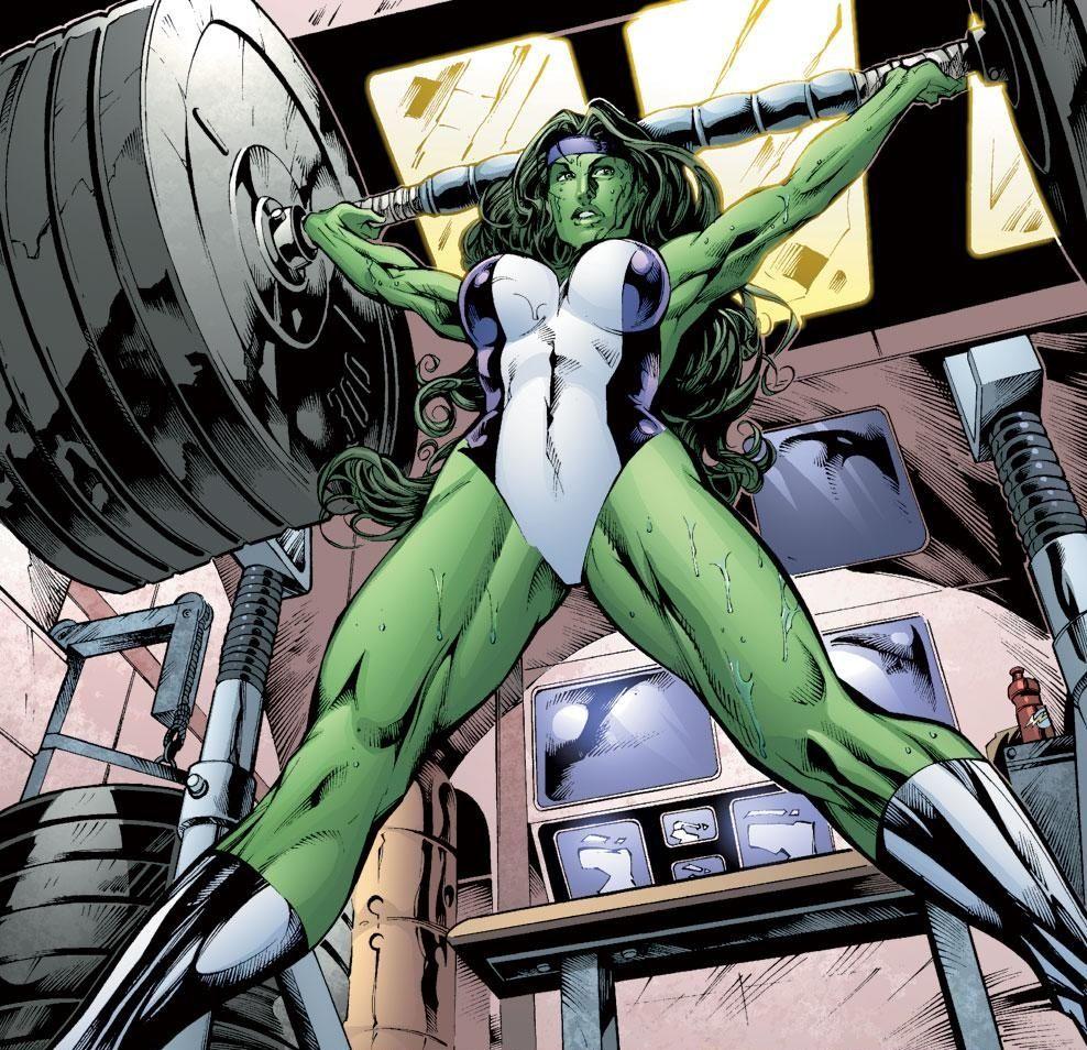 She-Hulk (Jennifer