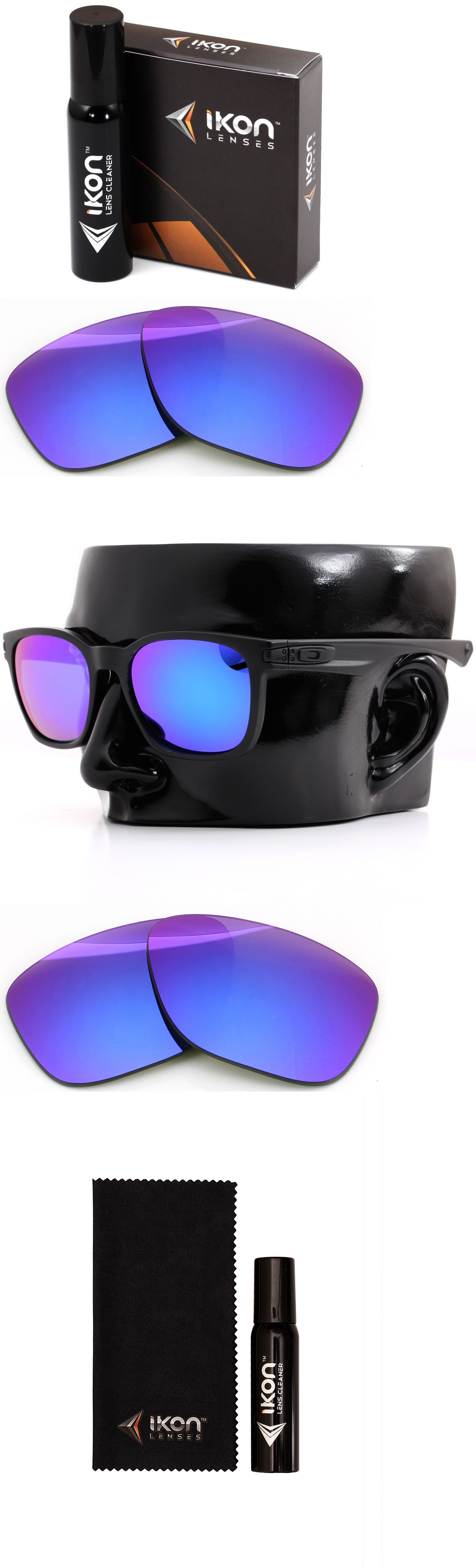 c20d69b3ac Sunglass Lens Replacements 179195  Polarized Ikon Iridium Replacement Lenses  For Oakley Garage Rock Purple Mirror -  BUY IT NOW ONLY   37.99 on eBay!