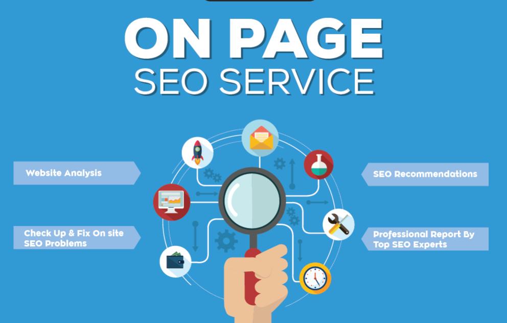 on Page SEO Services | Seo services, On page seo, Seo optimization