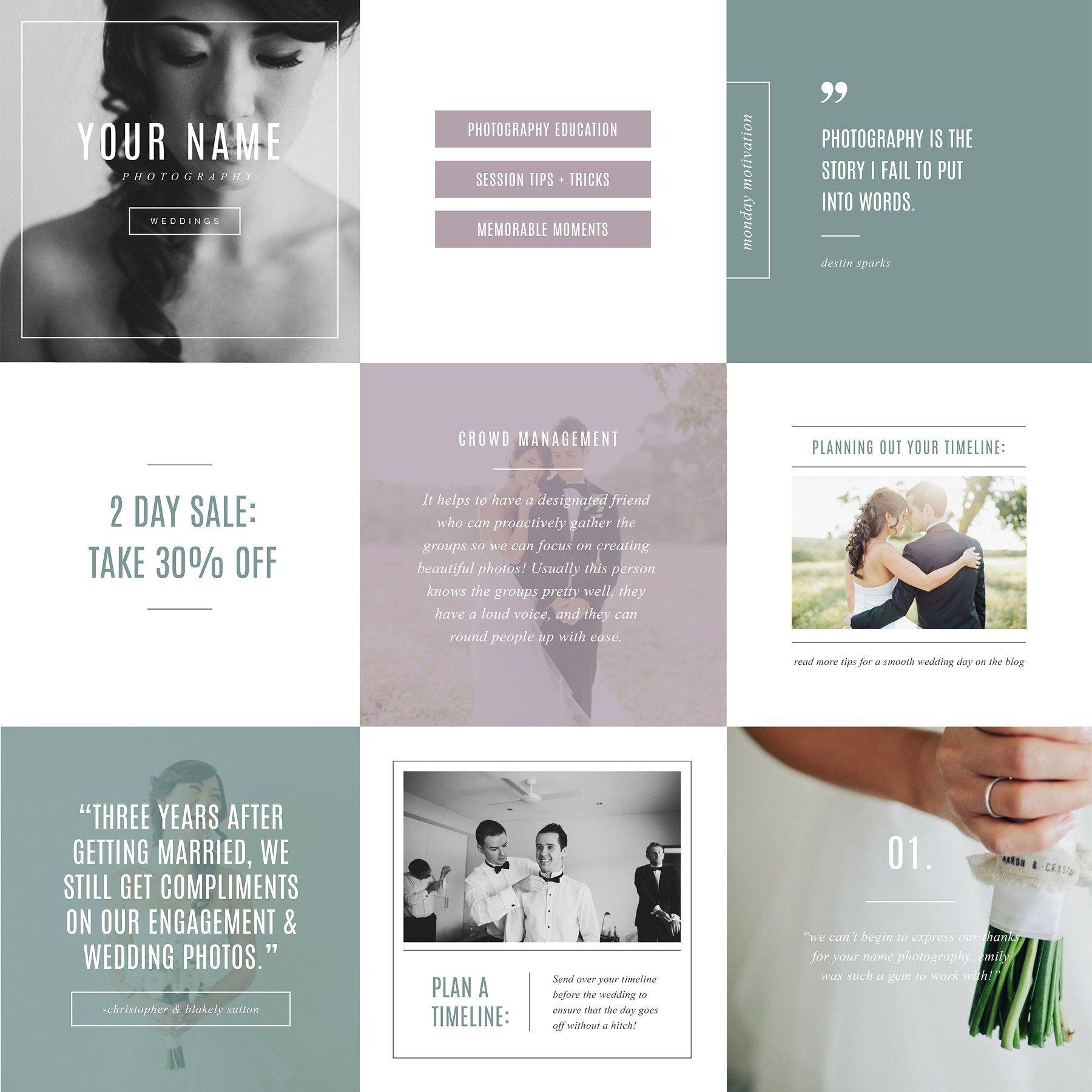Instagram Templates Psd Designs Instagram Template Instagram Grid Design Instagram Campaigns
