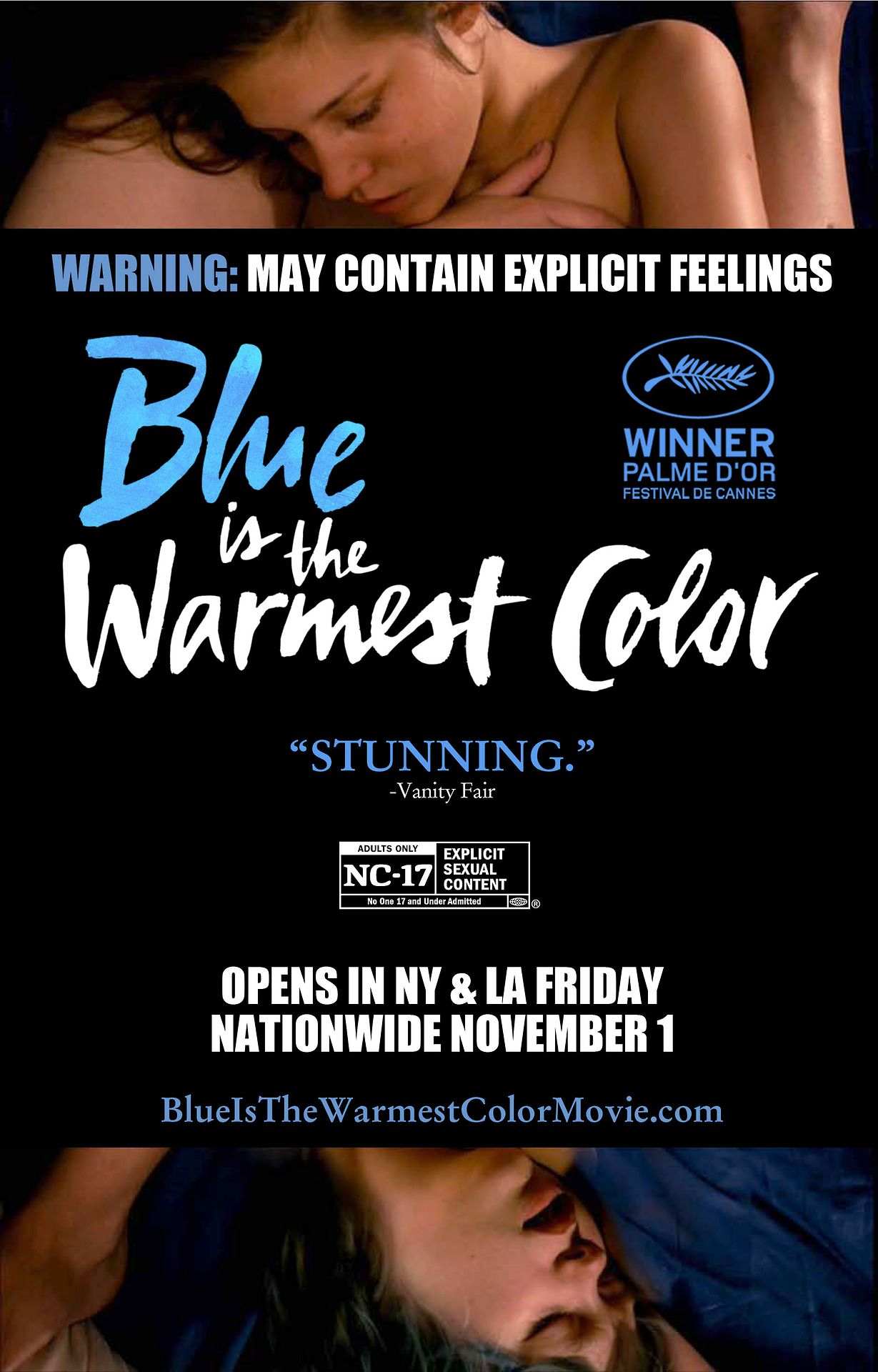 blue is the warmest colour movie online free