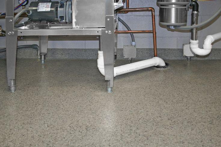 Seamless Epoxy Floor for Worry-Free Maintenance