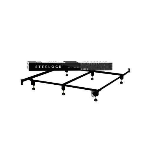 Best Structures Steelock Headboard Footboard Bed Frame With 400 x 300
