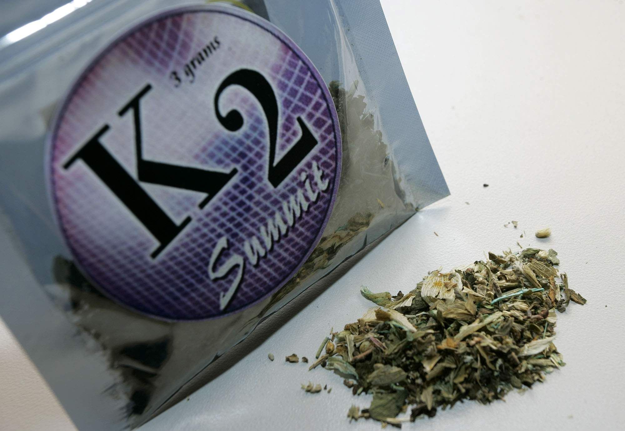 Synthetic Marijuana - Spice or K2