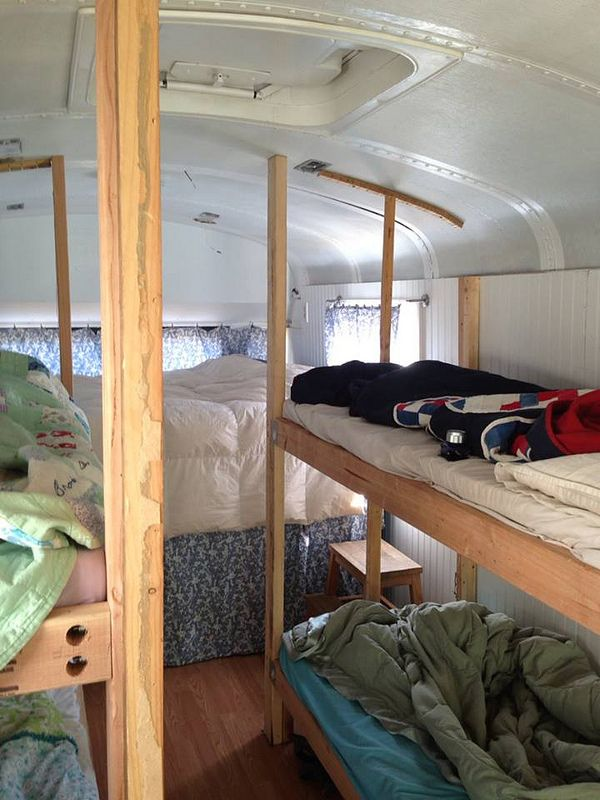 DIY Bus Conversion Choosing Your Helpful Tips For A RV