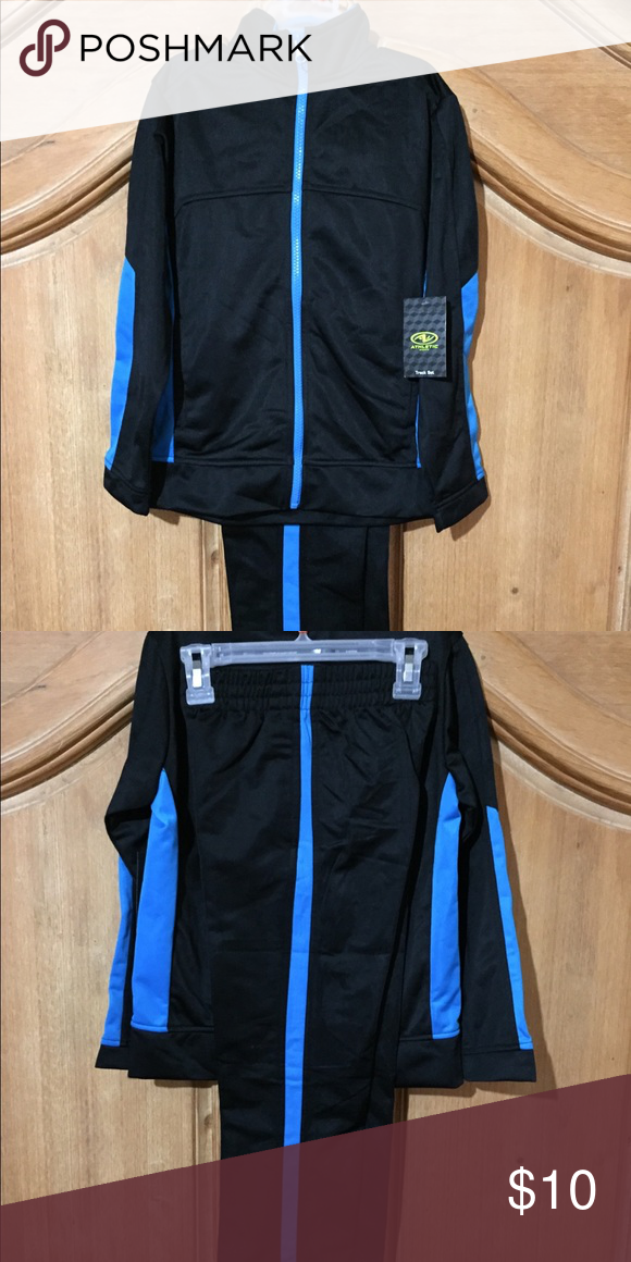 3fb5ad83d NWT Matching Set 2 PIECES 6/7 boys New with tags Athletic works Size 6/7  boys Athletic Works Matching Sets