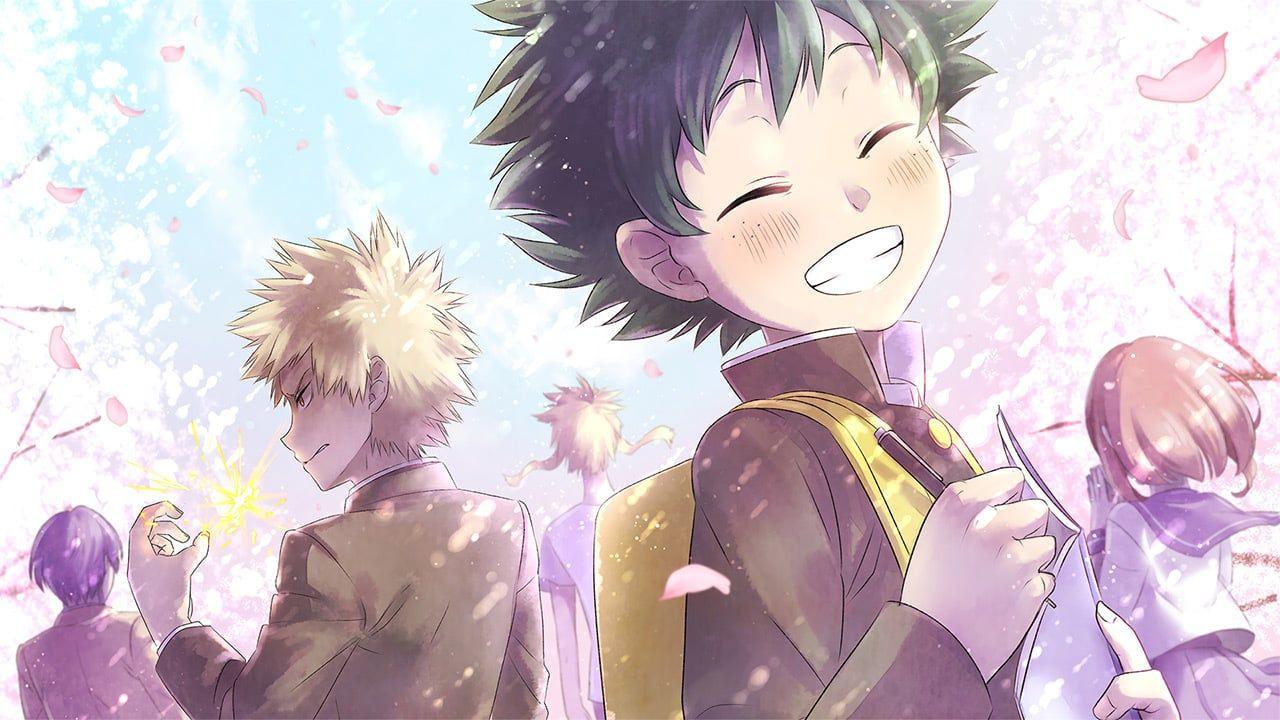 Boku no Hero Academia Sub Español Online | Anime wallpaper ...