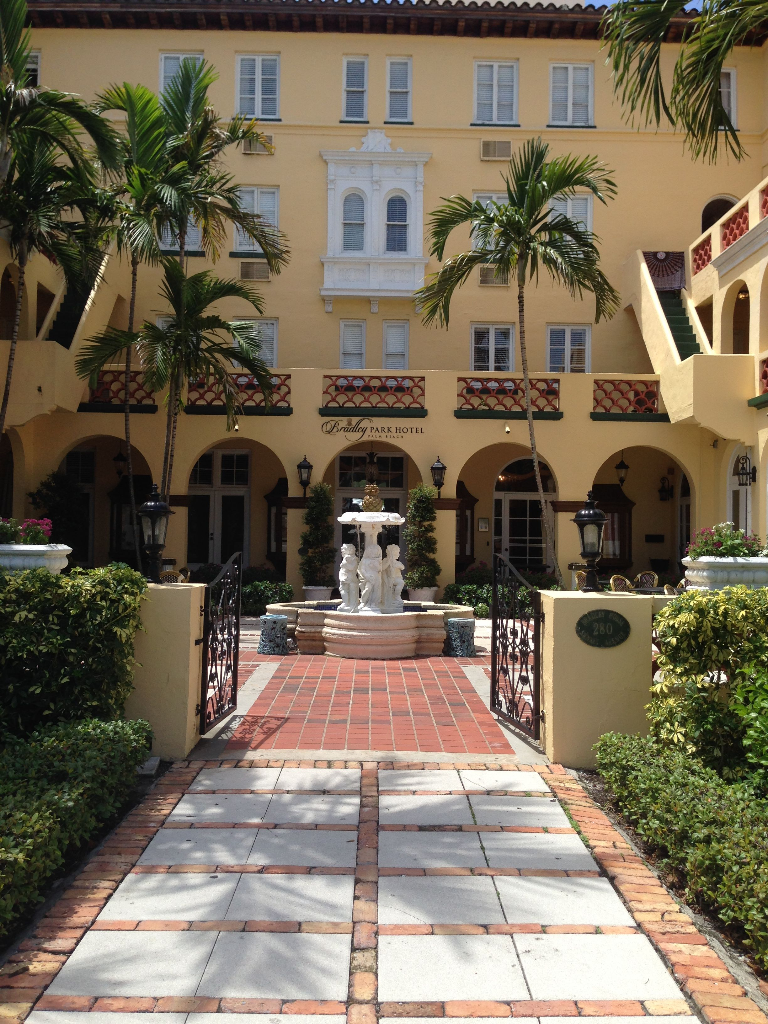 Bradley Park Hotel West Palm Beach
