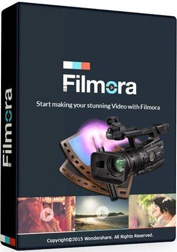 Wondershare Filmora 8.0 Crack + Keygen Free Download video
