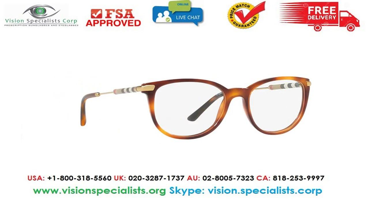fe0a458c227 Burberry 0BE2255Q 3316 Glasses Michael Kors Eyeglasses