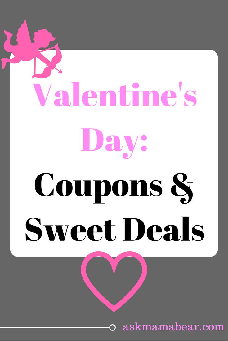 AskmamabearCom ValentineS Day Coupons  Sweet Deals Ways To