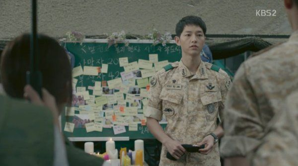 Descendants Of The Sun Ep 8 My Love From Another Star My