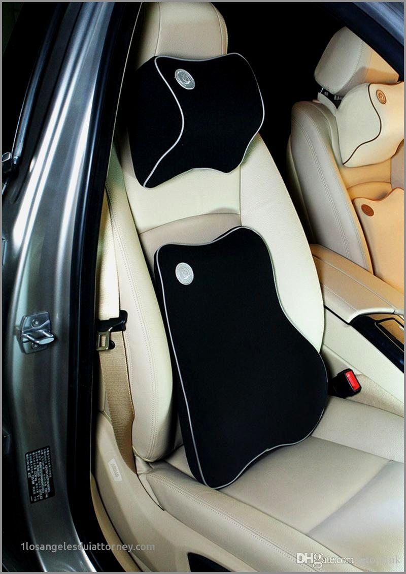 Inspirational 16 Cosy Head Pillow Car Arts Ergonomic Seat Cushions Awesome Memory Foam