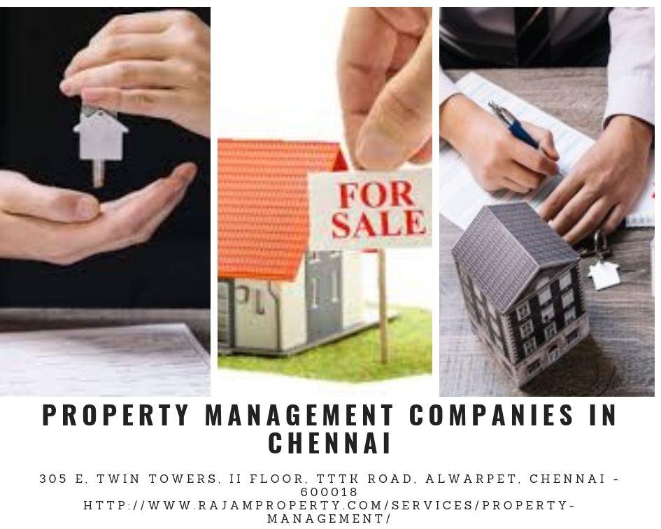 Property Management Companies In Chennai Rajam Property Property Management Management Company Management