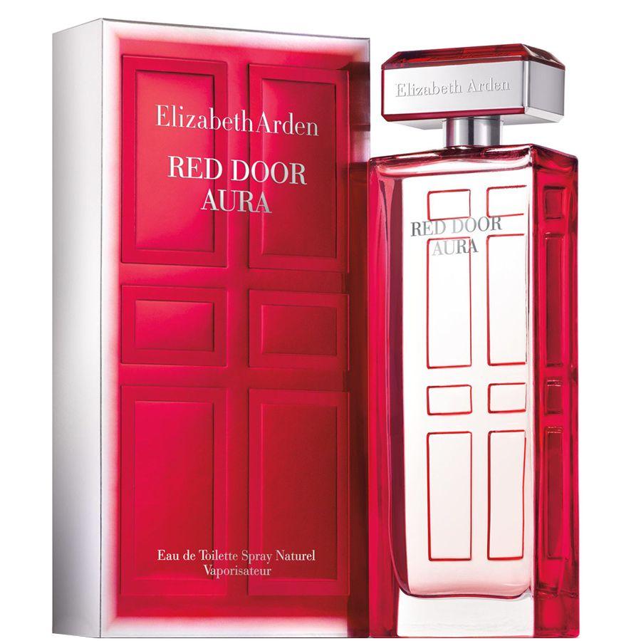 Red Door Aura Eau De Toilette 100 Ml Elizabeth Arden Mi Delirio