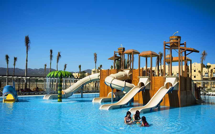 Hotel Riu Santa Fe All Inclusive Hotel Los Cabos Kids Pool With
