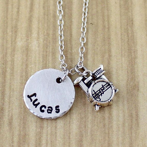 boy little mother necklace l charm pendant tiny