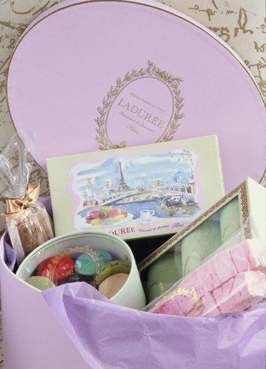 What a beautiful gift box!