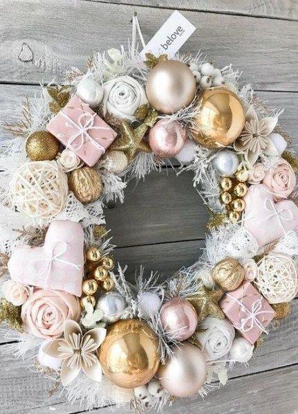Photo of 39+ Trendy apartment door wreath christmas