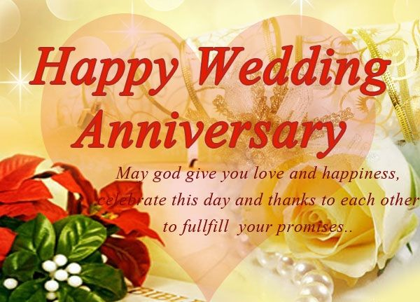 Anniversary Greetings Messages  Happy Anniversary Wishes  Happy