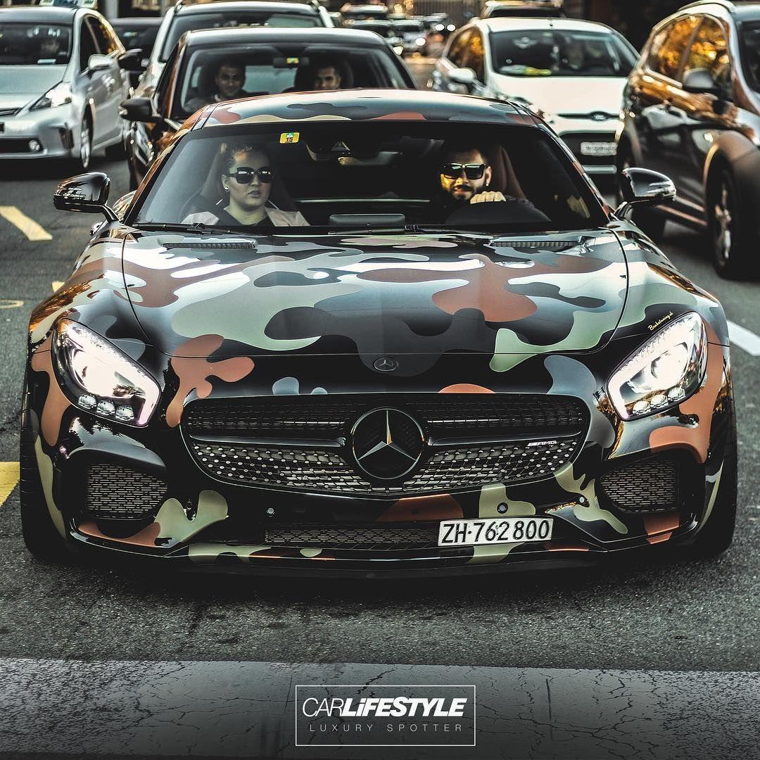 Colour car you drive - Custom Cars