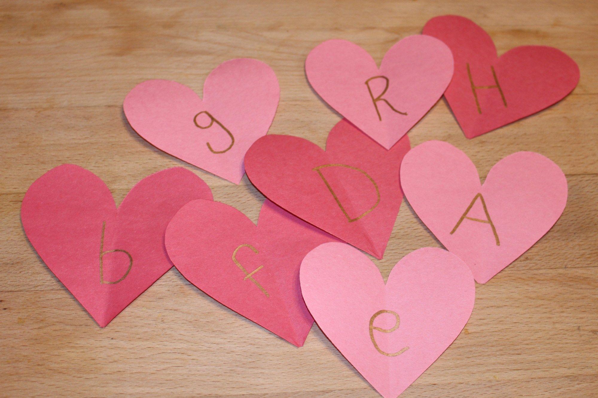 Fun Valentine S Day Game For Kindergarten