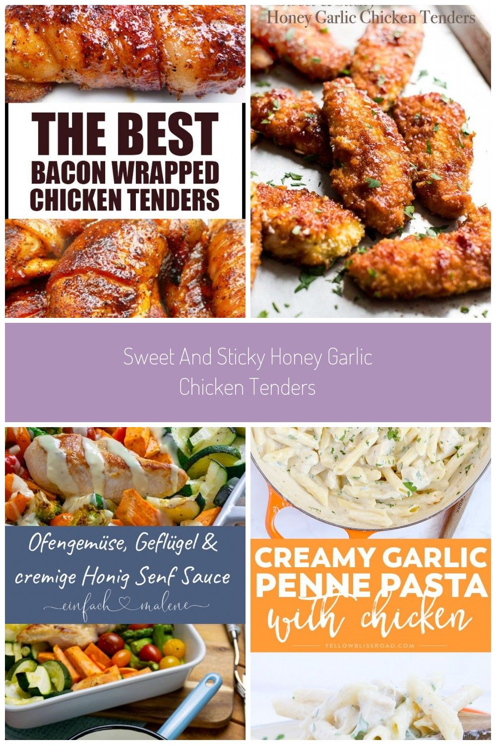 ★★★★★ 56 reviews: The Best Bacon Wrapped Chicken Tenders | These Bacon-Wrapped Chicken Te