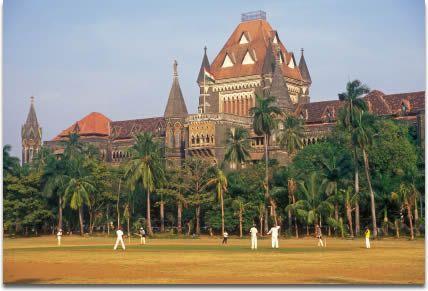 Sport Cricket India Mumbai Victorian Gothic Style