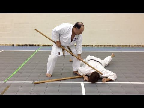 Learn About Bojutsu - Martial Arts Focused On Staff Fighting