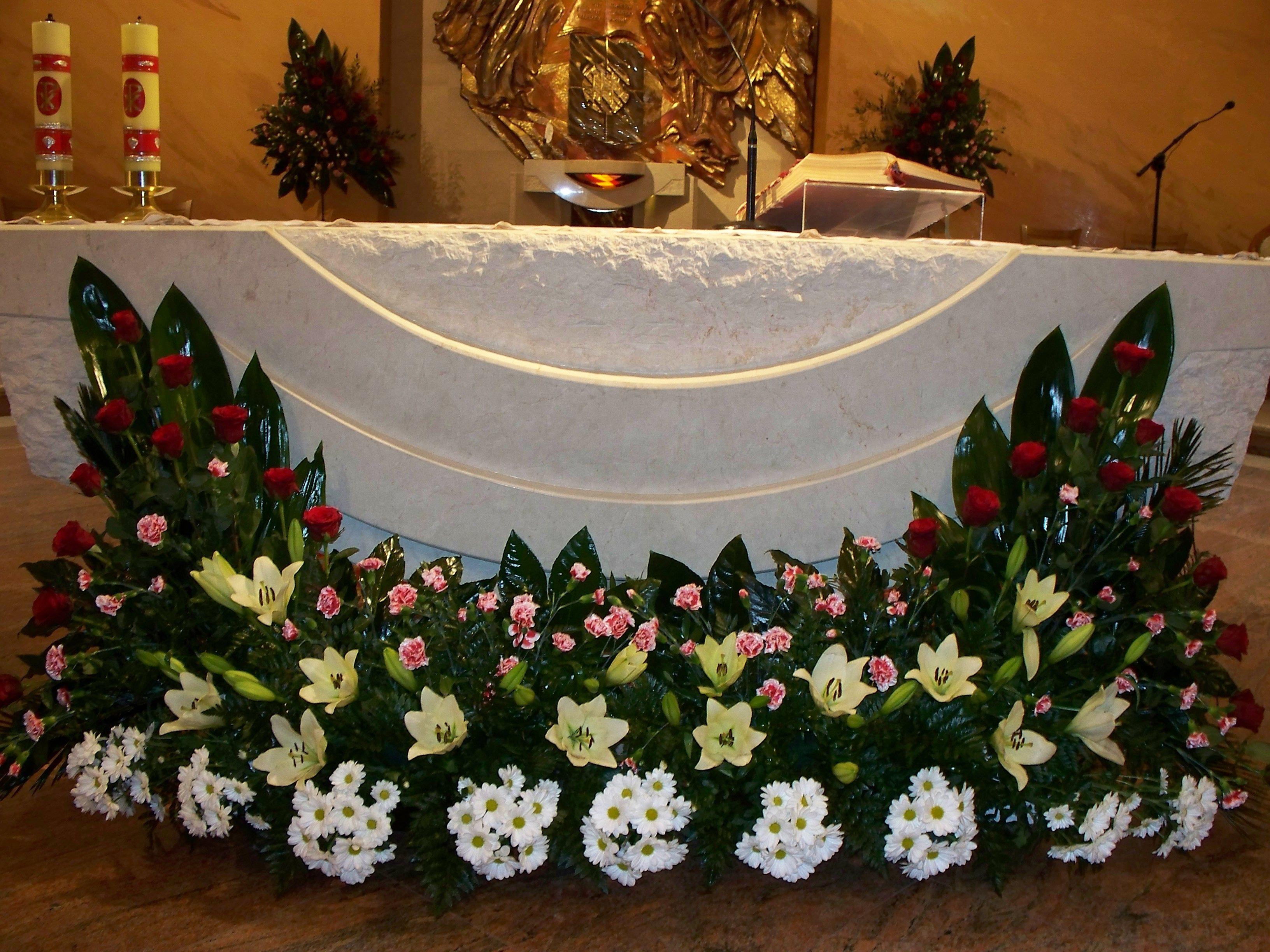 Altar Stamarya Lucy Memories Arreglos Florales Arreglo