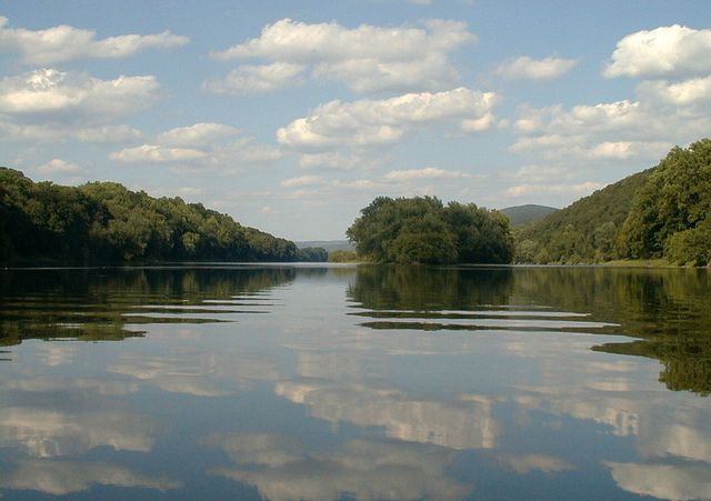 Delaware River, Delaware (pinned by haw-creek.com)