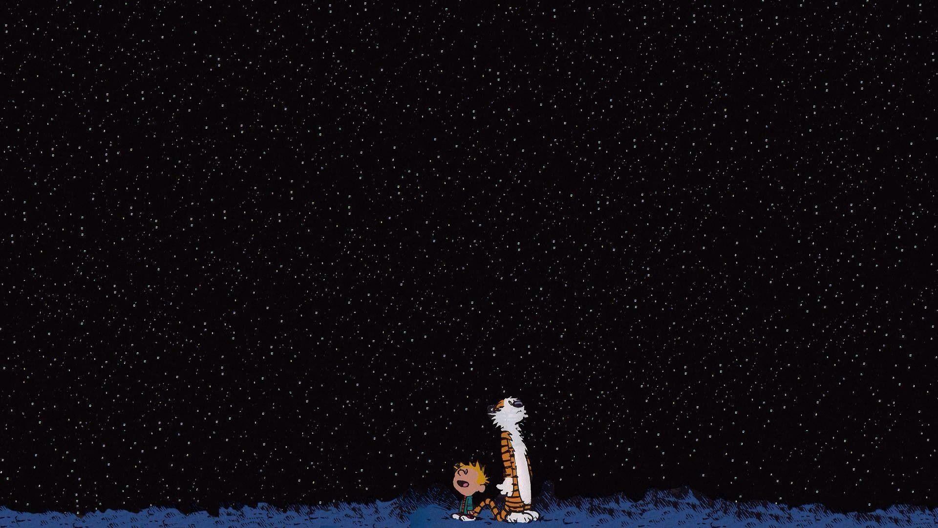 Calvin Harold Calvin And Hobbes Wallpaper Calvin And Hobbes Calvin And Hobbes Stars