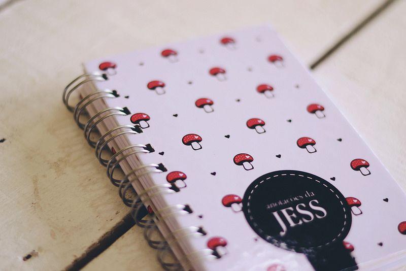 Volta às aulas e itens de papelaria DonaCa | O Mundo de Jess