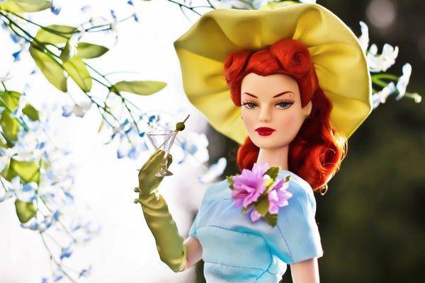 Southern Belle Barbie Barbie Girl Barbie World Fashion Dolls