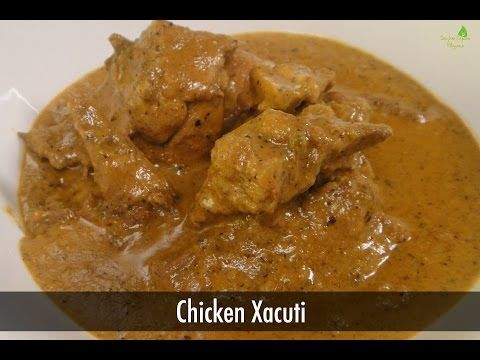 How To Make Chicken Xacuti Recipe By Masterchef Sanjeev Kapoor Goan Recipes Vegetarian Recipes Easy Easy Chicken Casserole Recipes