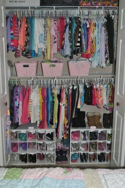 How To Organize Shared Kids Room