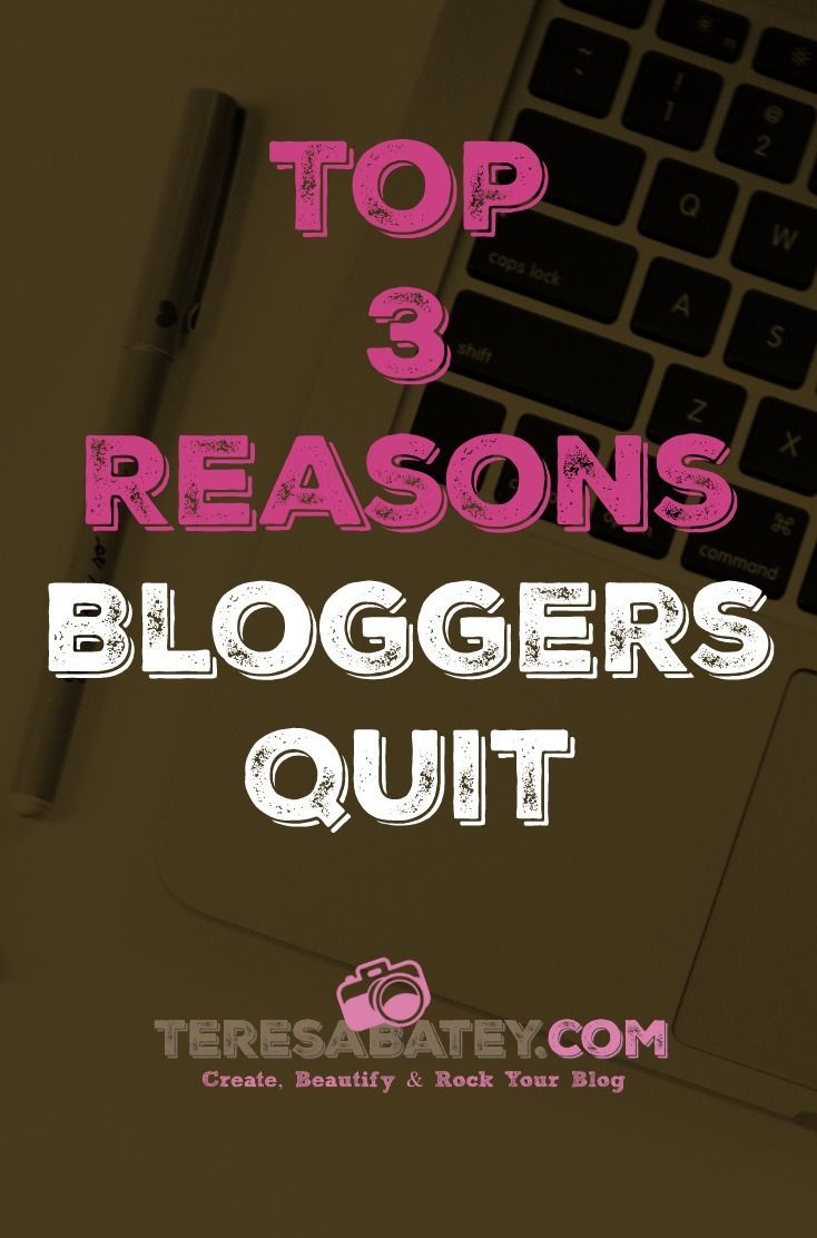 There are many reasons bloggers quit, I know that I have thought about it in the past. In the years that I have been blogging, I have thought about it many times BUT something kept pulling be back from that and giving me more reasons to keep going.