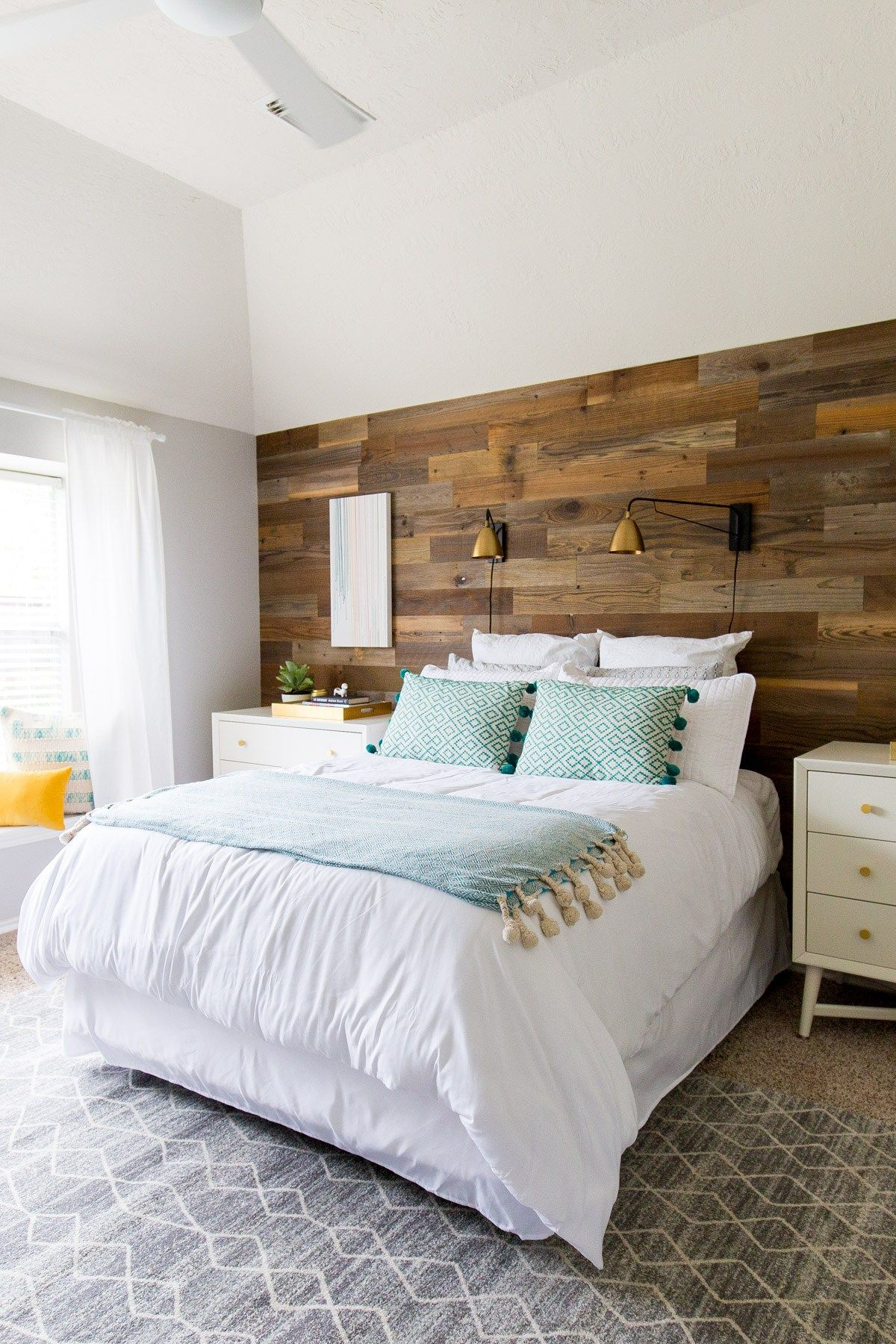 A Before and After Simple Bedroom Makeover for Zach