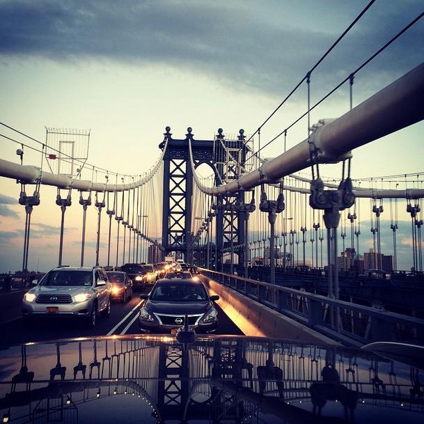 Magic Hour In Brooklyn. #TheIntern