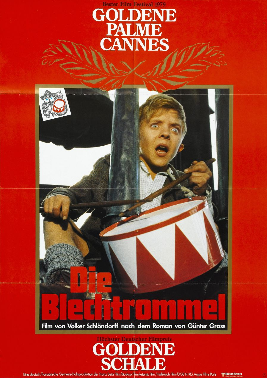 The Tin Drum (1979) Drum film, Film adaptations, German